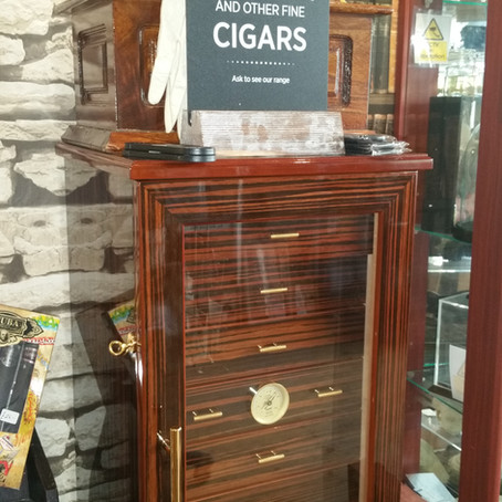 HAVANA -Cuban Cigars NOW in stock.