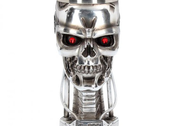 Nemesis Now Terminator 2 Head Goblet 17cm