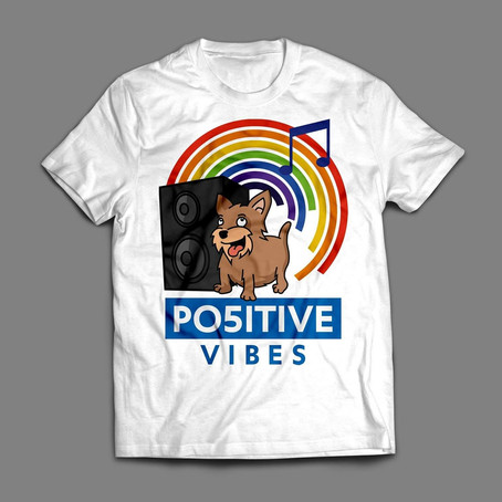 PO5ITIVE VIBES -FUND RAISING