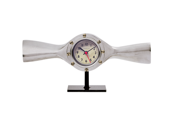 Pendulux Spinner Table Clock