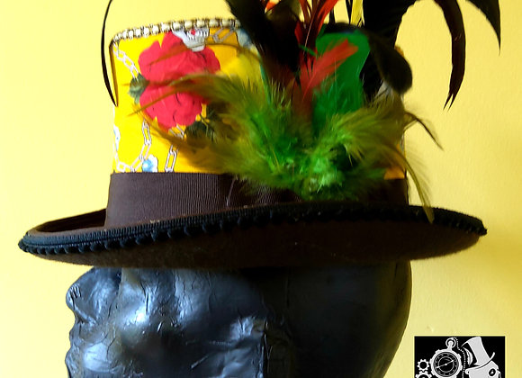 Steampunk Top Hat HC20L