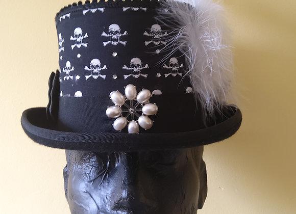 Steampunk Top Hat HC31L