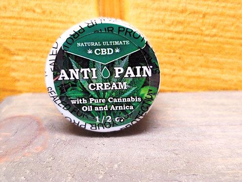 Travel Size Pain Cream (.5 oz.)