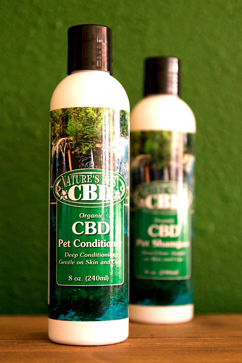 Pet Conditioner (8 oz.)