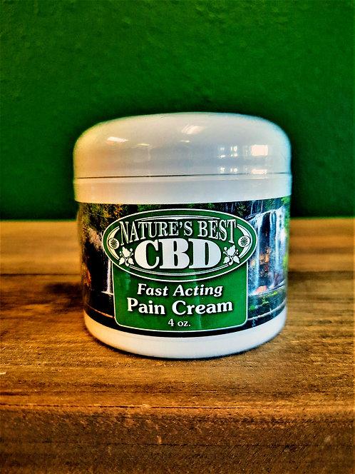 Pain Cream (4 oz.)