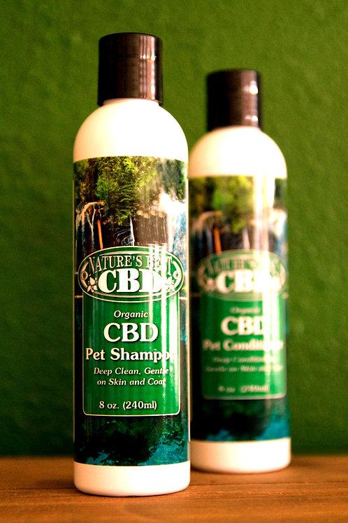 Pet Shampoo (8 oz.)