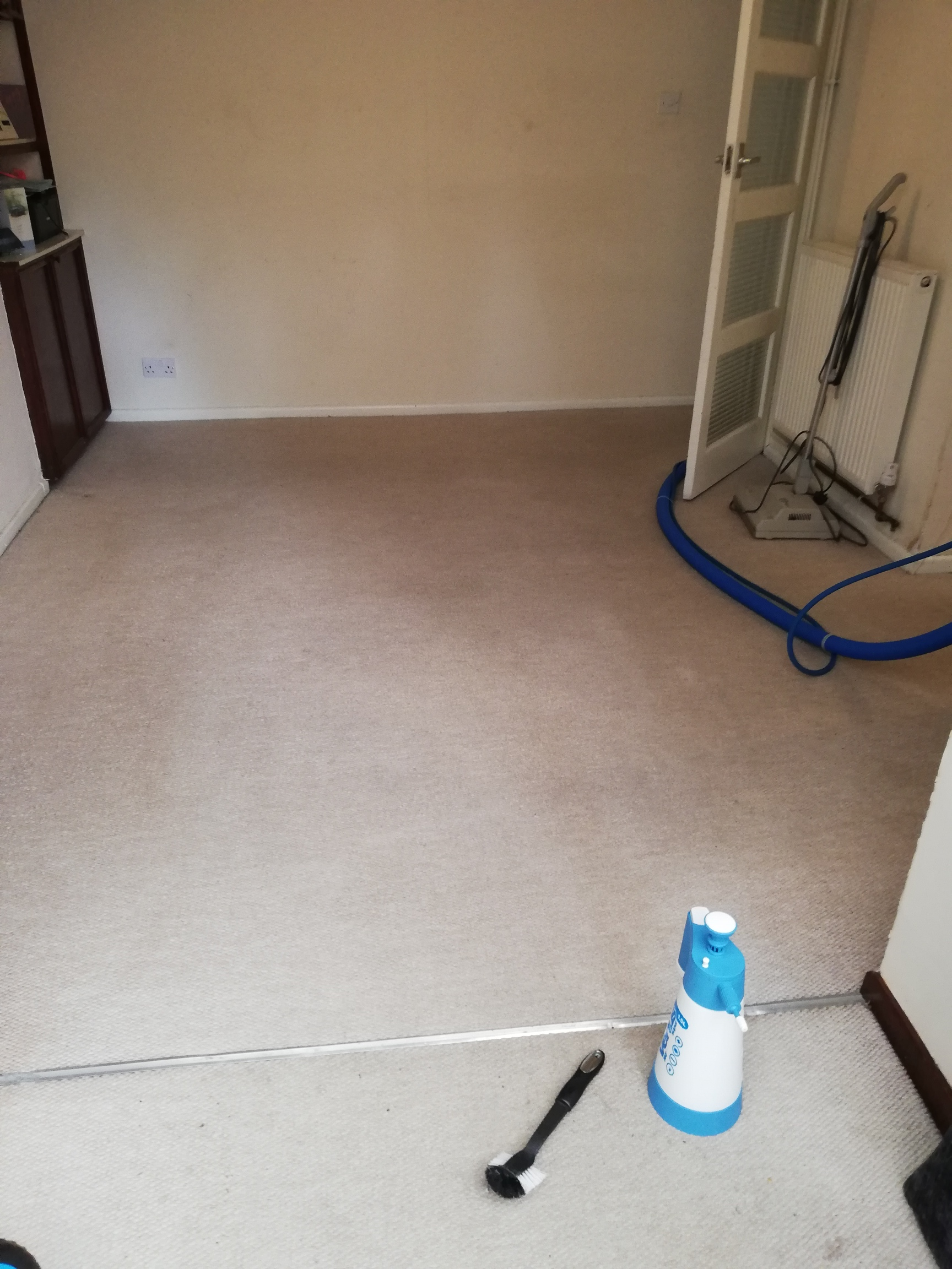Carpet cleaning Thrapston AFTER