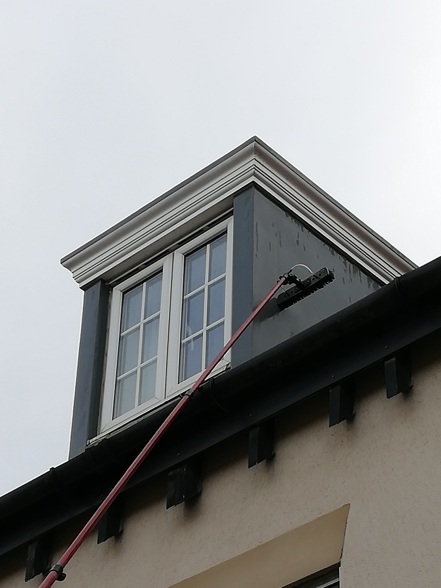 Dormer window clean services