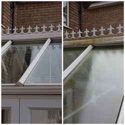 conservatory cleaning Rushden