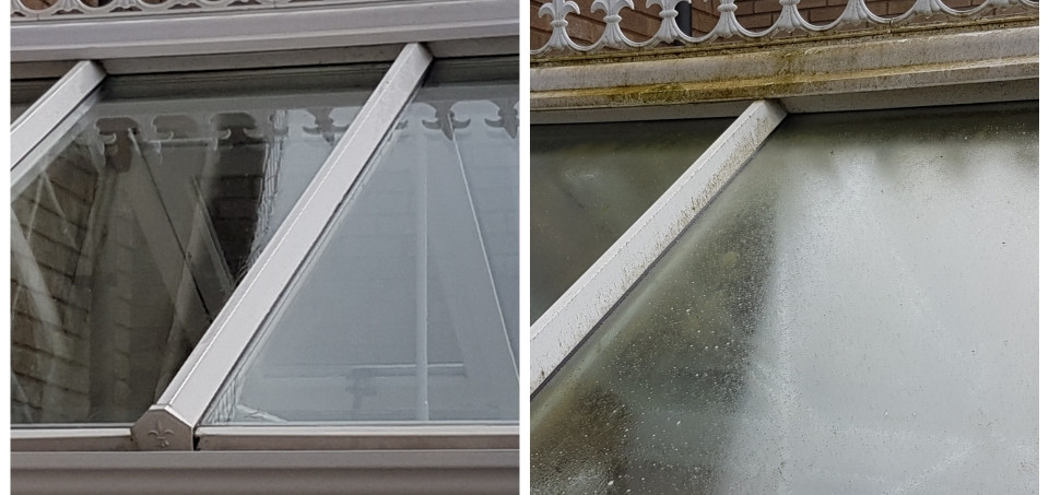 conservatory cleaning Raunds