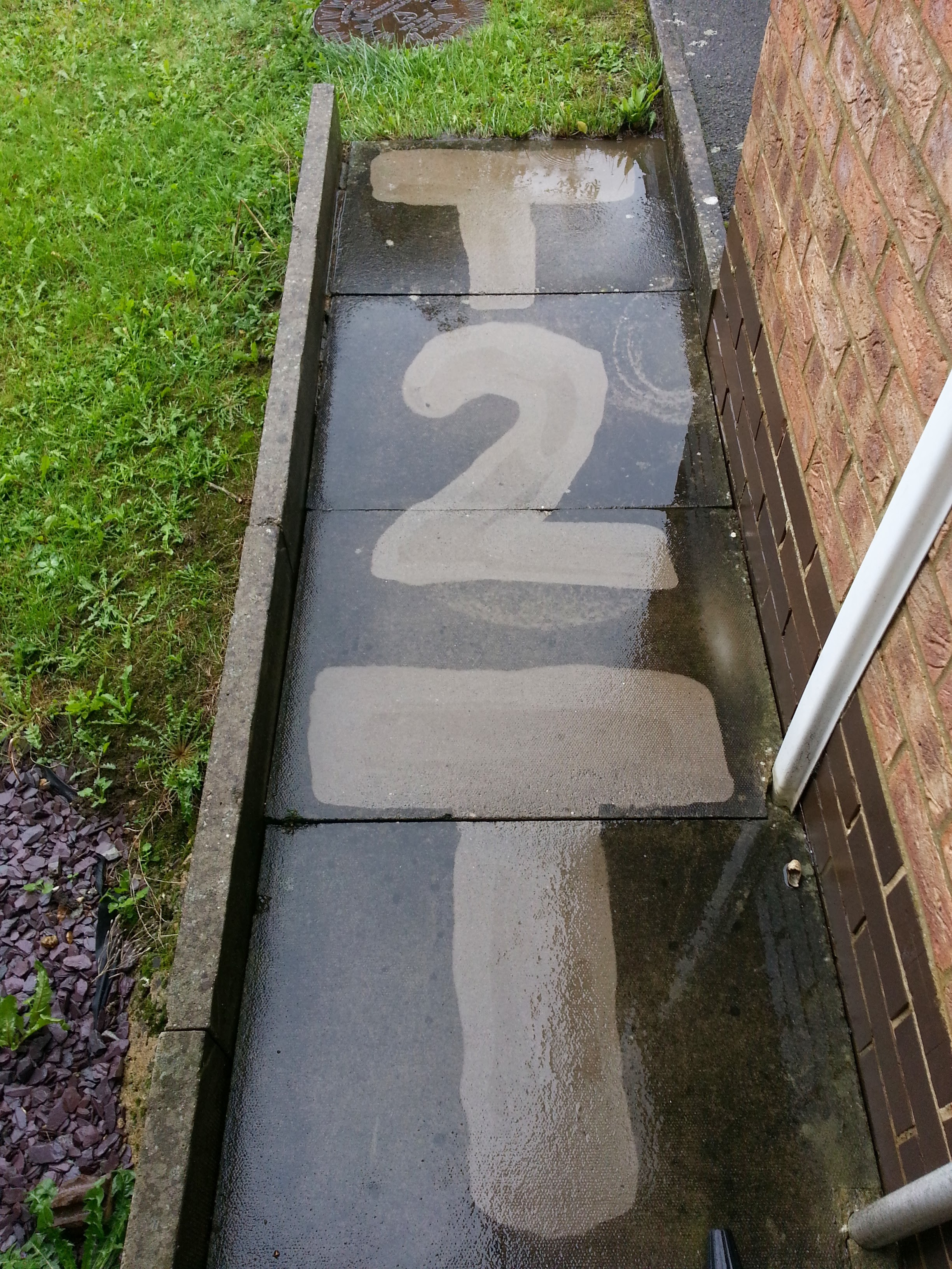 Pressure washing Higham fererss