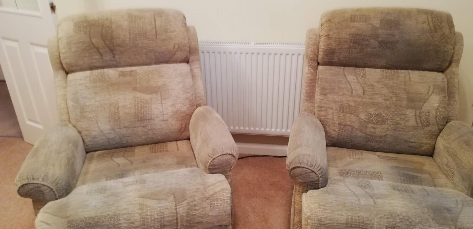 Upholstery cleaning Irthlingborough