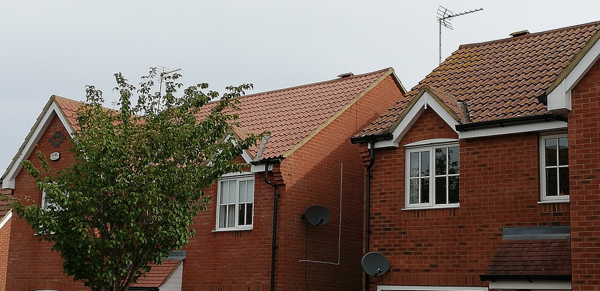 Roof cleaning Rushden
