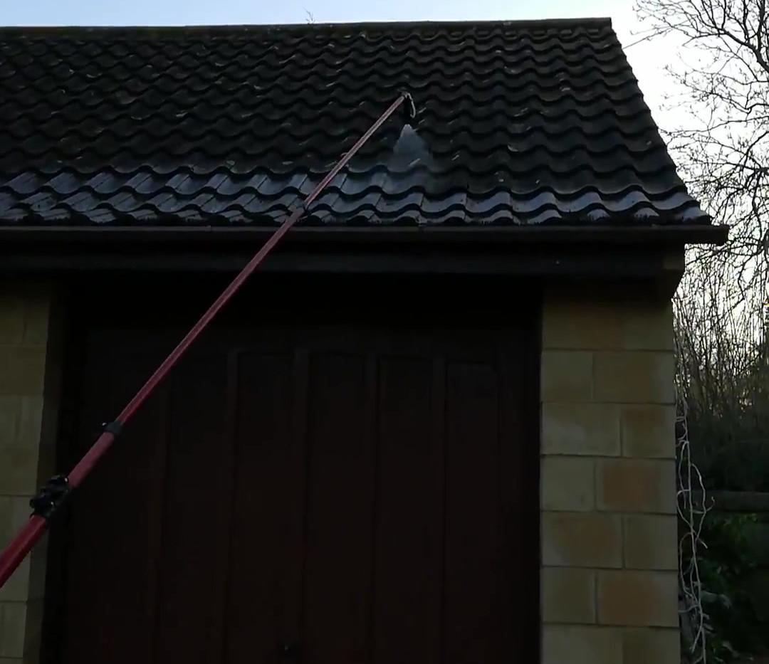 Roof cleaning Irthlingborough