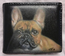 French Bulldog Wallet