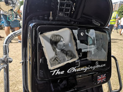 Changing Man Scooter