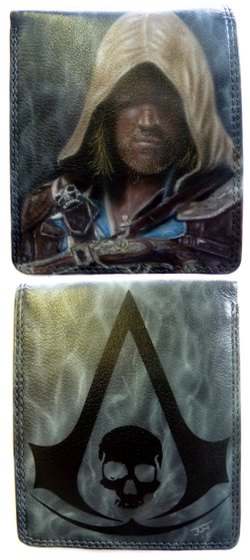 Assasins Creed Wallet