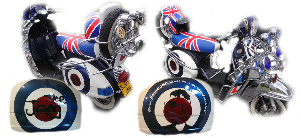The Jam Scooter