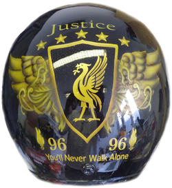 LFC Justice Helmet
