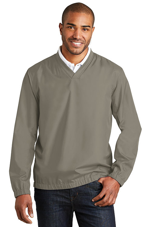 Port Authority Zephyr V-Neck Pullover