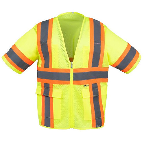 Sleeved Safety Vest
