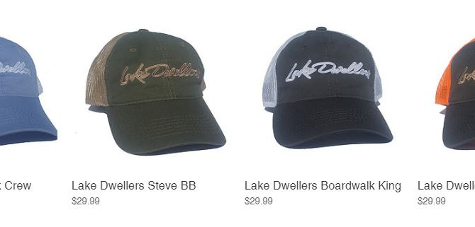 Lake Dwellers 2018 Father's Day Hat Sale
