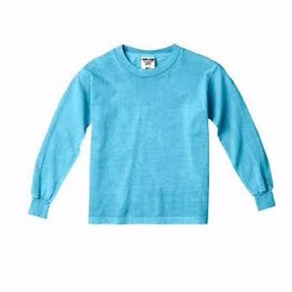 Youth Premium Cotton Long Sleeve