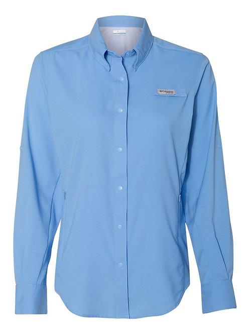 Columbia PFG Women's PFG Tamiami II Long Sleeve Shirt
