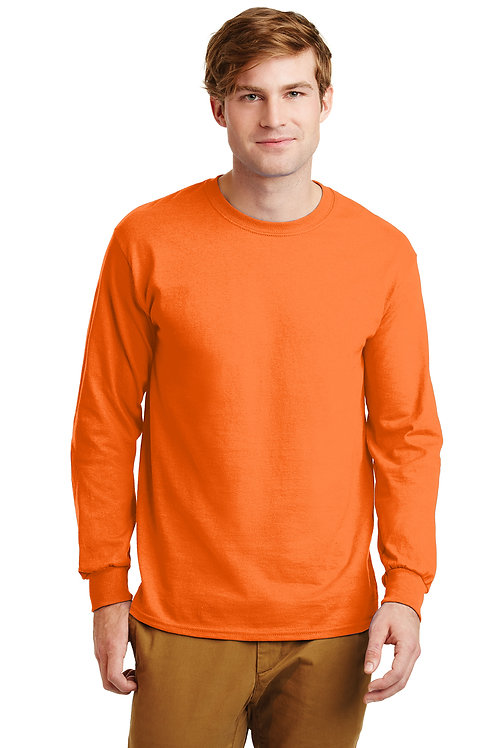 Gildan Long Sleeve Ultra Cotton Tee