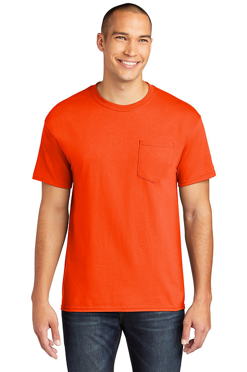 Gildan Short Sleeve Pocket Tee