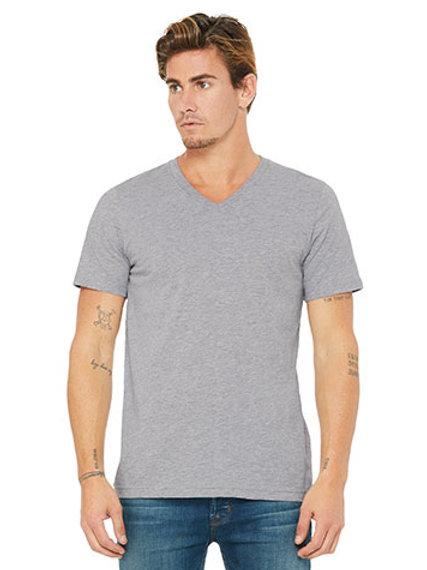 V-neck Short Sleeve