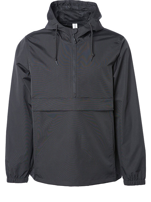 Light Weight 3/4 Zip Windbreaker