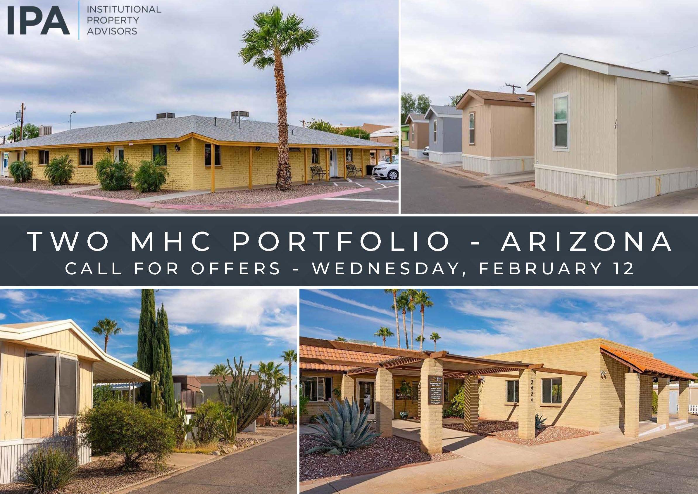 Two MHC Portfolio - Arizona