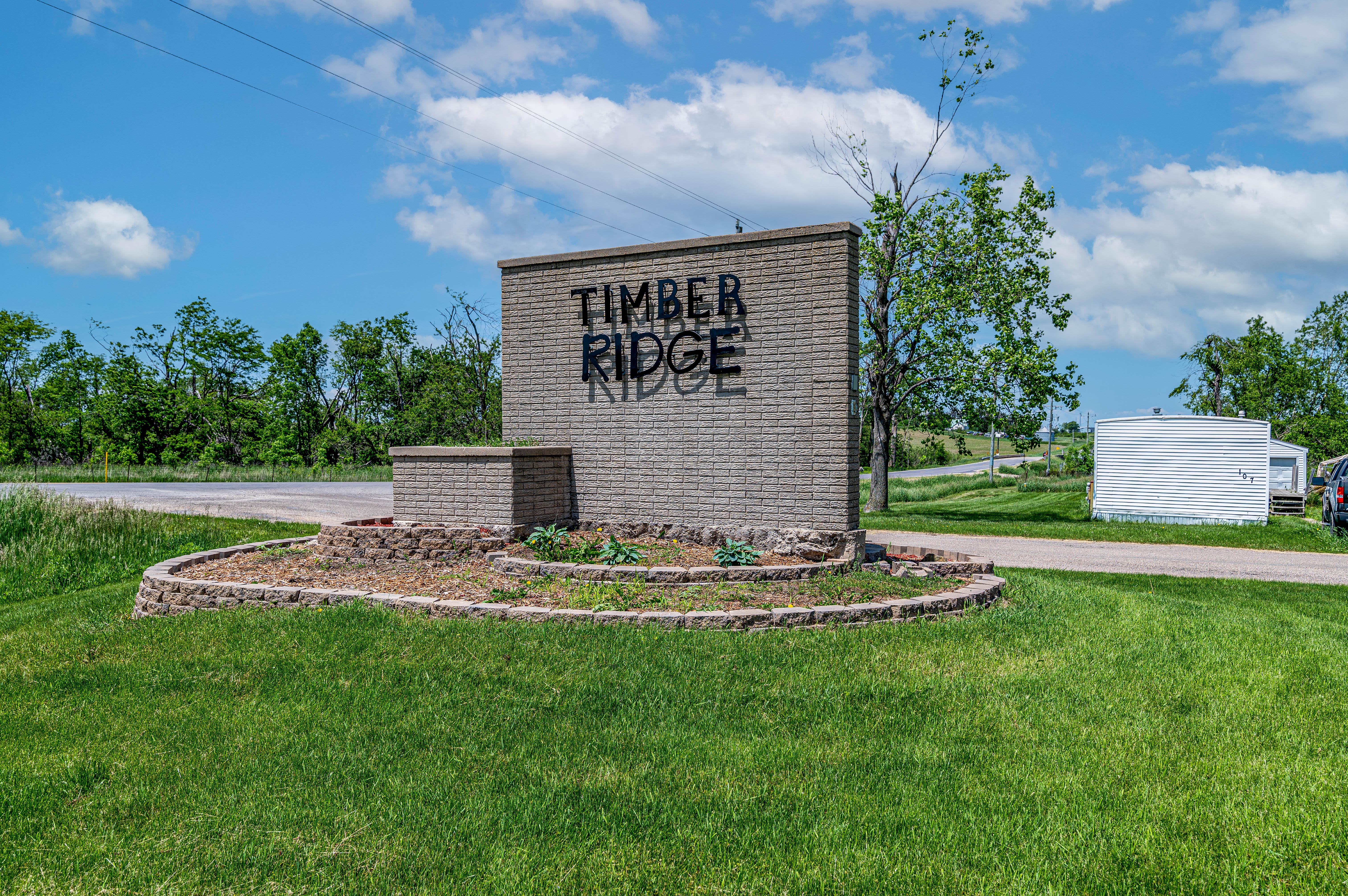 Timber Ridge - Iowa - Available