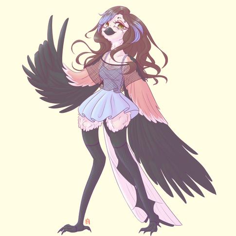 Boho Bird