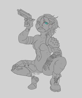 Cyborg Punk