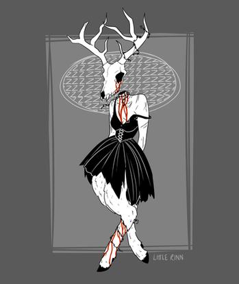 Deer ghost