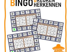 Bingo - breuken herkennen