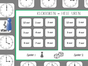 Klokkijk-bingo