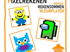 PIXELREKENEN (digitaal)