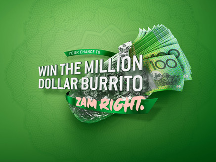 Million Dollar Burritos, What a Way to End 2021!