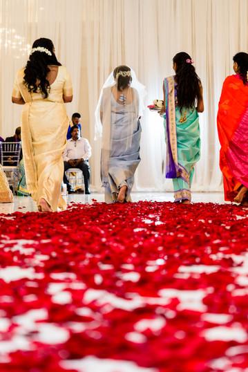 Anchala & Rishi Wedding- 1