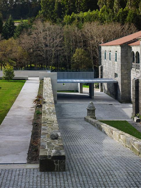 Taller Artesanal del Monasterio Cisterciense de Sta. María de Armenteira