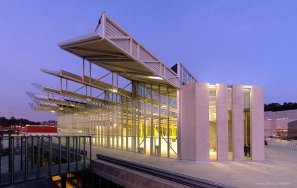 Edificio Industrial Ascensores ENOR, Vigo