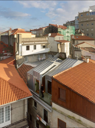 Rehabilitación Vivienda en Casco Vello, Vigo