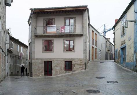 Rehabilitación de viviendas en Casco Vello, Vigo