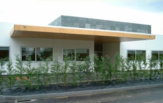Centro de Salud en O Corgo