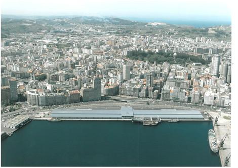 Nueva Lonja del Puerto de La Coruña