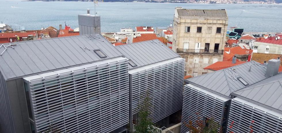 Rehabilitacion de viviendas en Casco Vello, Vigo