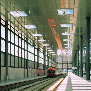 Estación de Ferrocarril en Cadiz